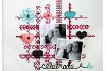 Scrapbooking-Layouts