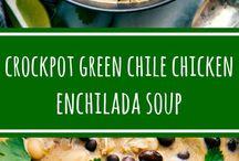 Crockpot Meals / Easy and convenient crockpot meals.