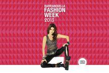 Barranquilla Fashion Week 2013