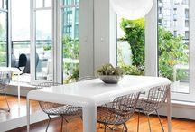 dining room / by Jennifer O'Brien