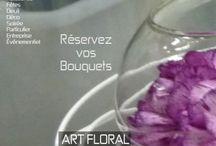 Narbonne / fleuriste, fleurs et bouquet pour Noël