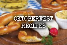 Oktoberfest Recipes / German-inspired meals for your Oktoberfest celebration.  / by French's