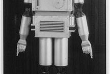 """All About Robots / All things fact or fiction relating to robots; research for Animal Engine's show about Edison building an android: """"Eve of the Future""""  / by Karim Muasher"""