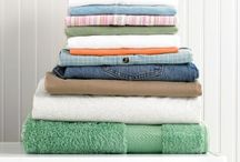 Laundry Tips / Tips to help laundry day go a little easier!