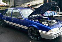 Modified Holden Commodore
