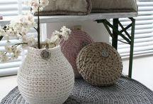 Huisdecoratie / de finishing touch voor je huis