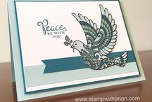 Stampin' Up! ~ Dove of Peace