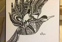 Kayo Art / The picture which I drew