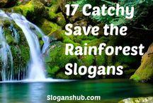 Save Slogans