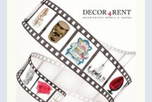 Decor4Rent / Our pins of beauty / by Maria Baumann