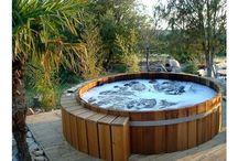 Hot tub - Semi Built In - 1391605807