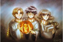 Harry Potter / by Samantha Dunsmore