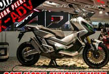 2017 Honda X-ADV Motorcycle / Scooter Review of Specs | City Adventure Concept / All New 2017 X-ADV Adventure Scooter / Motorcycle | Specs, Pictures & Videos, Engine, Suspension Details and Info + More by HondaPro Kevin