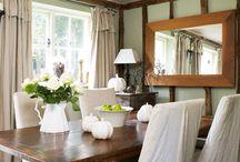 Dining Room Ideas / by Alison Kelli