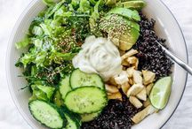 .healthy lunch. / Healthy recipes, grain free, dairy free, gluten free, paleo, primal, clean eating, weight loss recipes, sugar free, healthy meals, easy meals, simple, soups, veggies, diet, nourish bowls, vegetarian, vegan, plant based