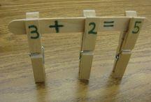 Pensamiento matemático / Ideas para elaborar material didáctico para nuestros alumnos