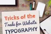 Website Design TIPS / Website Design tips and tricks!