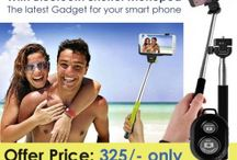 Imported bluetooth selfie stick in India