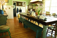 Dining room / by Heather Vernon