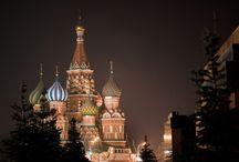 ПОКРОВСКИЙ СОБОР ( ХРАМ ВАСИЛИЯ БЛАЖЕННОГО) / Символ России!  Красивый храм! Уникальная архитектура!