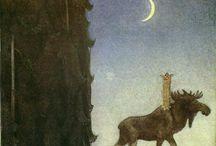 sprookjes- fairytales