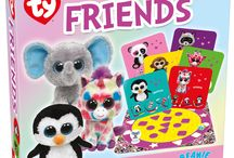 Beanie Boos games / Licensing agreement with world famous Ty (the #1 name in plush products). New Beanie Boos games from Tactic Games