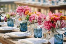 Style: Mediterran, Topisch und Exotisch / Fernweh?! Dann holt euch mit einem sonnigen Hochzeitsmotto den Urlaub zu euch und euren Gästen!
