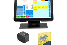"""Retail EPOS System Package / A complete EPOS package with a 15"""" Touch Screen System,Thermal Receipt Printer and WOWPOS Software for your retail business.  This package is offered at an unbeatable price and allows any small business to benefit from the latest EPOS system without any commitments or lengthy contracts."""