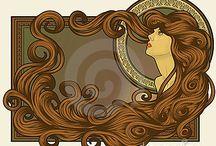 Art Nouveau # 1
