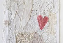 Vintage linen / Textiles from times passed by with history, memories and creative inspiration