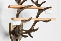 Bathroom Wildlife / Ideas for a wildlife themed bathroom / by Cherisse Miranda