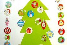 Advent Calendars / адвент календари и прочие активности по месяцам