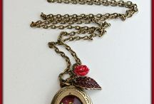 My handmade jewelry / Steampunk, Victorian and Vintage style <3