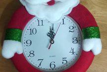 reloj noel