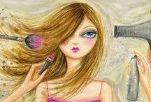 Hair and Makeup / A haj és a szépségápolási tippekről!!