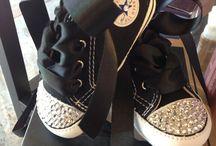 Baby Bella's shoe  store..... /