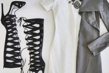 white dress-skirt