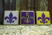 FLEUR DE LIS! / by Renee Steed-Slaydon