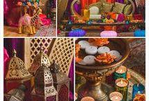 Sangeet - gunjan & anu / Sangeet ideas