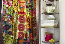 African Decorating Ideas / Africa design decorating
