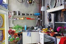 Kitchen & dining spaces / Ideas for my kitchen and dining room spaces.