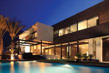 Mid modern houses