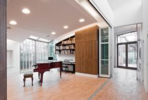 Interiors - Modern living / Modern living by Baca Architects