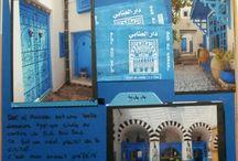 album  tunisie scrapbooking