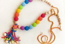 bisuteria crochet