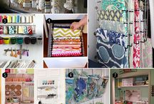 Craft room / by Becky Wallace