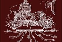 Book Illustration from Kanvisstyle Art