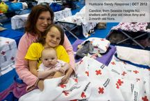Hurricane Holiday Help ~ Sandy Victims Rescue