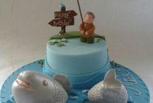 fishermen cake