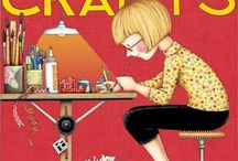 Crafts and Creativity / by Needles-N-Shuttles (Wally Sosa)